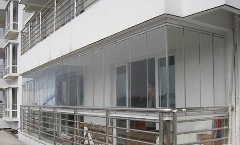 封闭阳台窗户效果图 窗户装修效果图 卧室窗户装修效果图